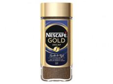 Goud cafeïnevrij product foto