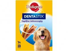 Dentastix dagelijkse mondverzorging 25 kg + product foto