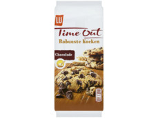 Time out robuuste koeken chocolade product foto