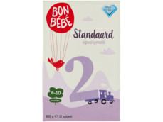 Standaard 2 opvolgmelk product foto