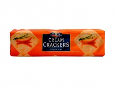 Cream crackers product foto
