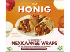 Familiegerecht Mexicaanse wraps product foto