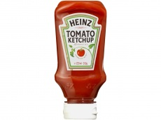 Tomato ketchup product foto