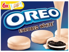 Omhuld met witte chocolade 6x2 stuks product foto
