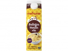 Bolletjes vanillevla crunch product foto