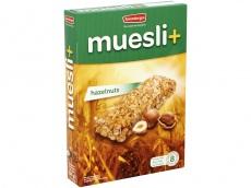 Mueslireep chocolade product foto