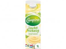 Zacht en luchtig banaan product foto