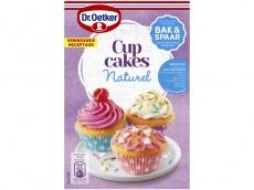 Basismix voor cupcakes naturel product foto