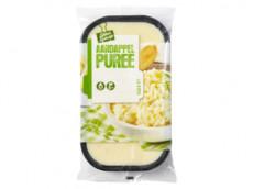 Aardappelpuree product foto