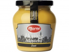 Honing mosterd zoet product foto