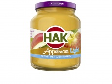 Appelmoes light product foto