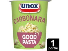 Goodpasta spaghetti carbonara product foto
