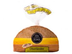 Oberländer roggebrood product foto