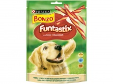 Funtastix met bacon & kaassmaak product foto