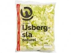 IJsbergsla naturel voordeelzak product foto