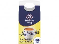 Halvamel product foto