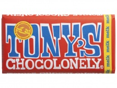 Chocolonely chocoladereep melk product foto