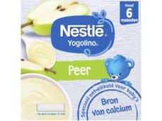 Yogolino Peer 6+ mnd baby toetje product foto