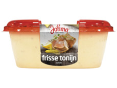 Frisse tonijn salade product foto