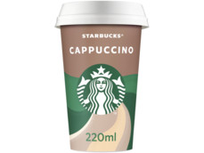 Chilled classic cappuccino product foto