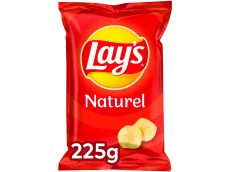Chips naturel product foto