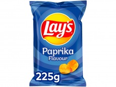 Chips paprika product foto