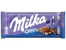 Chocoladereep oreo product foto