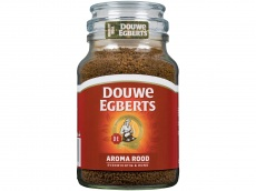 Aroma rood oploskoffie product foto