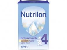 Dreumesmelk 4 vanille 12+ maanden product foto