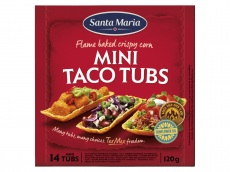 Mini taco tubs product foto