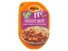 Veggie-saté in pindasaus product foto