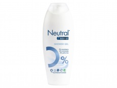 Parfumvrij showergel product foto