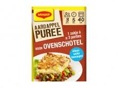 Aardappelpuree ovenschotel product foto