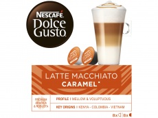 Dolce Gusto caramel macchiato koffiecups product foto