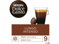 Dolce Gusto lungo intenso koffiecups product foto