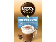 Cappuccino cafeïnevrij product foto