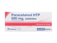 Paracetamol 500 mg product foto