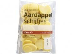 Aardappelschijfjes product foto
