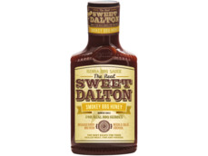 Sweet dalton smokey honey bbq saus product foto