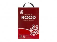 Bag in box huiswijn rood product foto