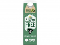 Lactofree halfvolle yoghurt (lactosevrij) product foto