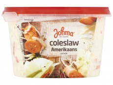 Amerikaanse coleslaw salade product foto