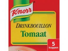 Drinkbouillon tomaat product foto