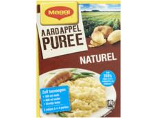 Aardappelpuree naturel + melk product foto