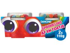 Sprinklins aardbeienyoghurt 2-pak product foto