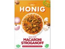 Basis voor macaronisaus stroganoff product foto