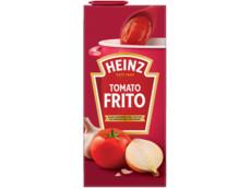 Tomato frito tomatensaus product foto
