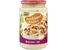 Aardappel anders bacon ui product foto