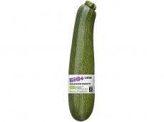 Biologische courgette product foto