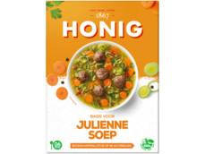 Juliennesoep product foto
